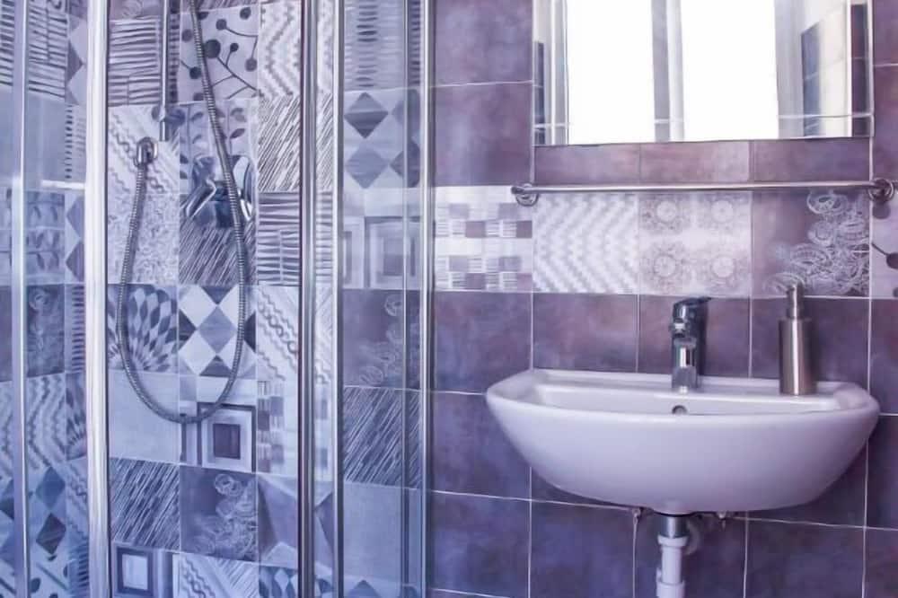Superior-Doppelzimmer (Monterosso) - Badezimmer