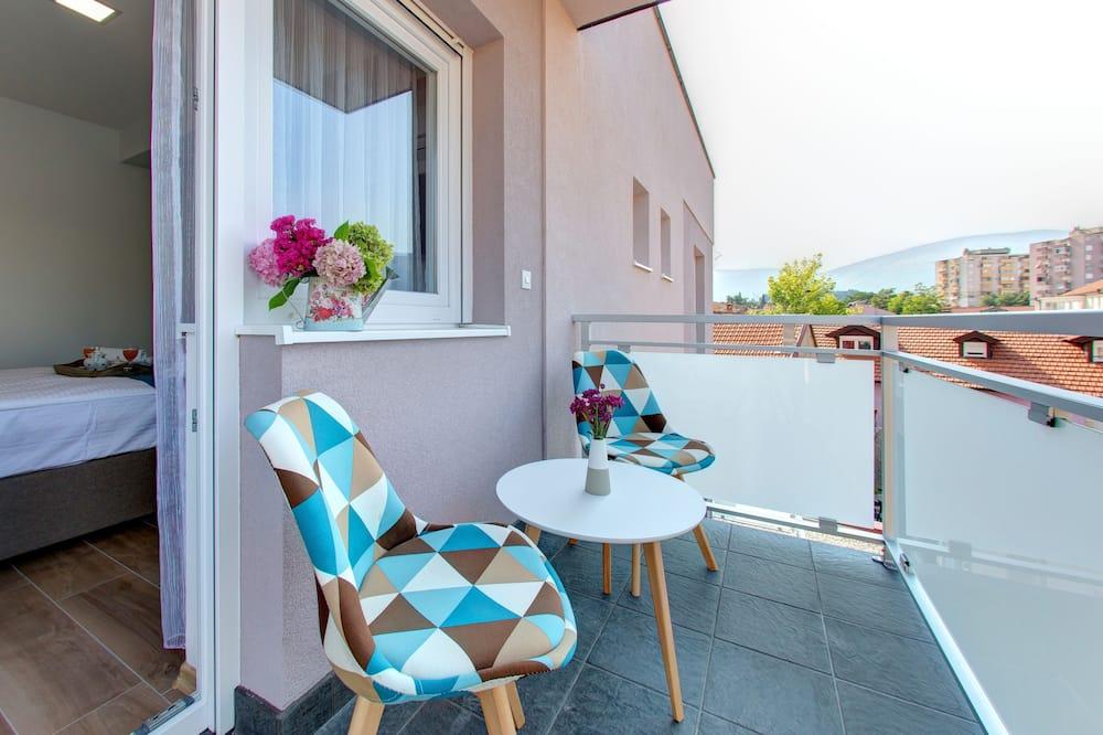 Comfort Double Room, 1 Queen Bed, Garden View - Balcony