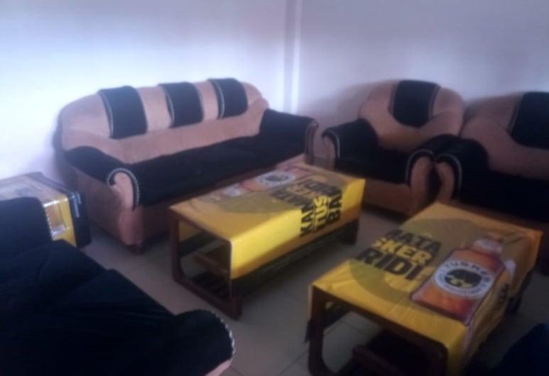 Nkurmaut Igloos Resort, Maralal, Aulan oleskelutila