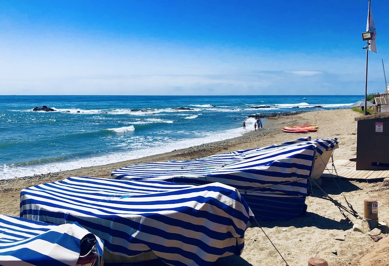 Dona Lola Macarena - Fantastic beach front townhouse withing only a few meters to the beach of calahonda - CS183, Mijas, Beach