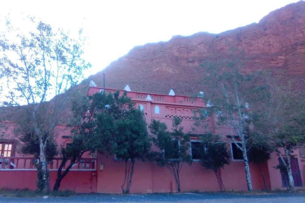 Čtyřlůžkový pokoj - Výhled na hory