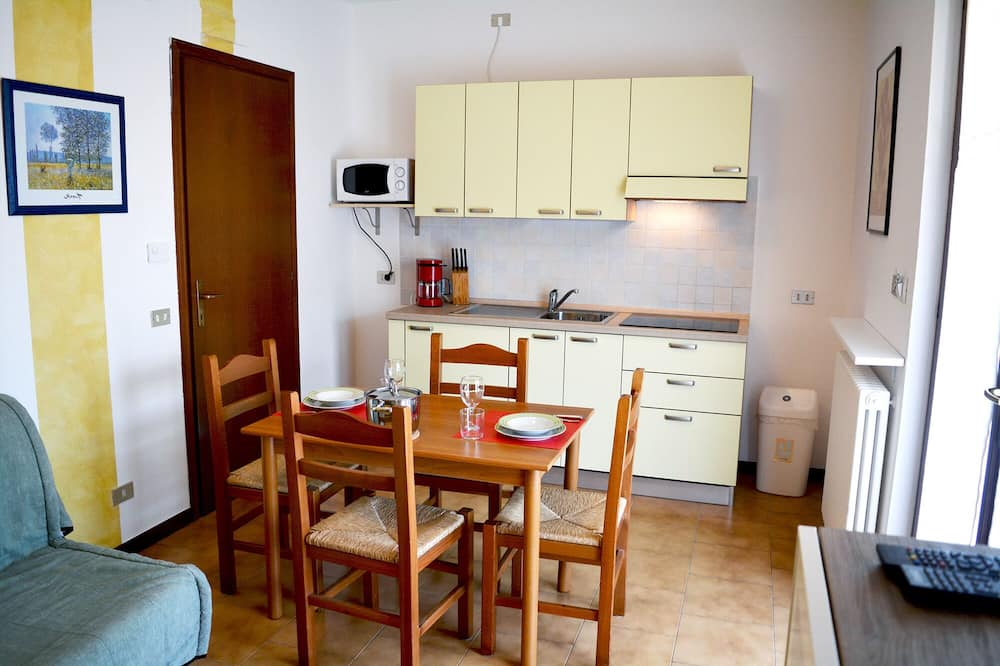 Comfort apartman - Dnevni boravak
