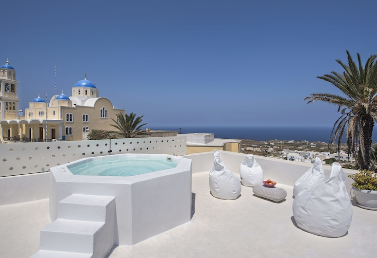 Dimael Mansion, Santorini