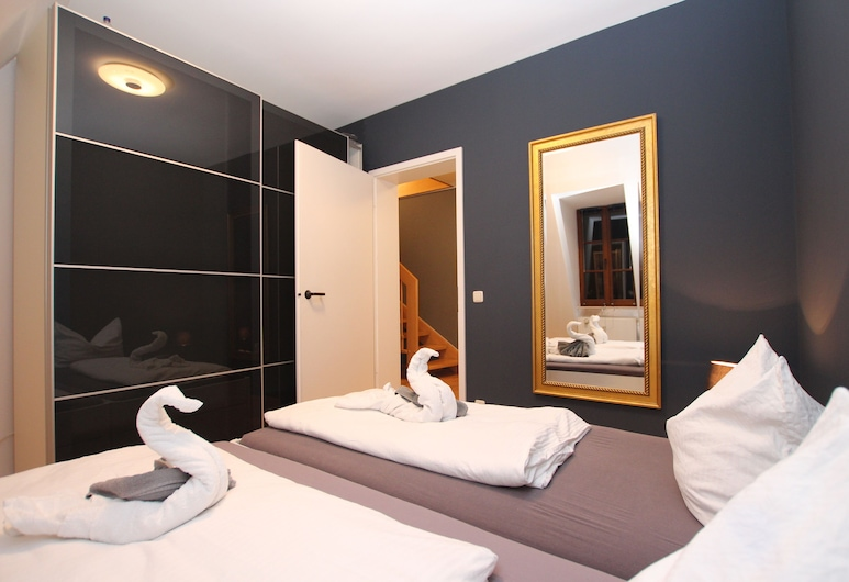SLADKIY SLIVA Boutique Apartment, Leipzig, Apartment, Zimmer