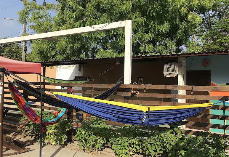 La Madrugada Hostel, San Pedro Sula, Otel Sahası