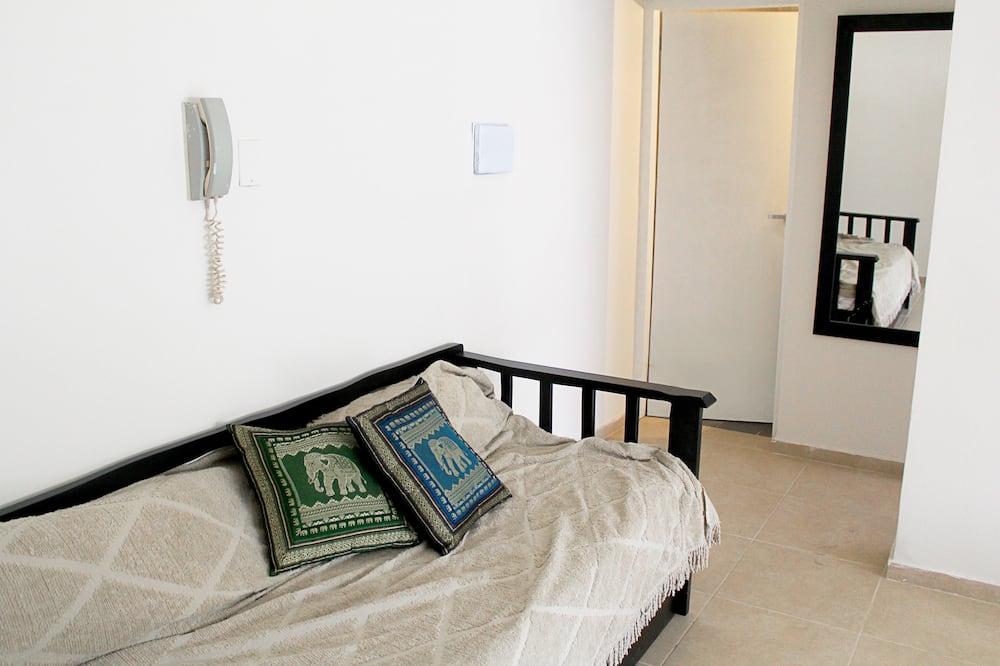 都會公寓, 1 間臥室 - 客廳