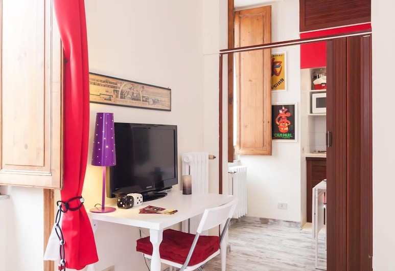 Apartment With one Bedroom in Comune di Roma, With Wifi - 24 km From the Beach, Rome