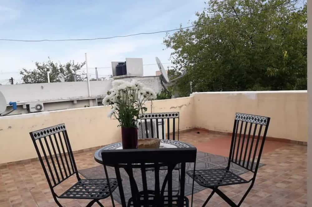 Apartament typu Comfort, Wiele łóżek - Taras/patio