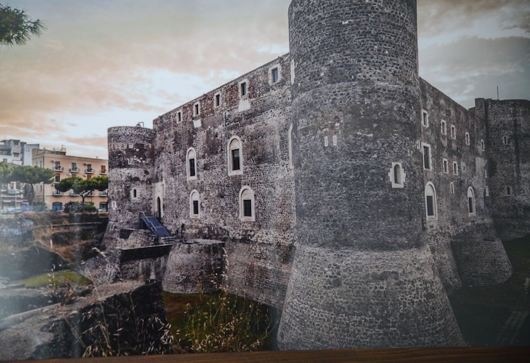 Etna Sea House, Catania, Doppia Superior, Camera