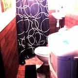 Departamento económico, 1 habitación, para fumadores - Baño