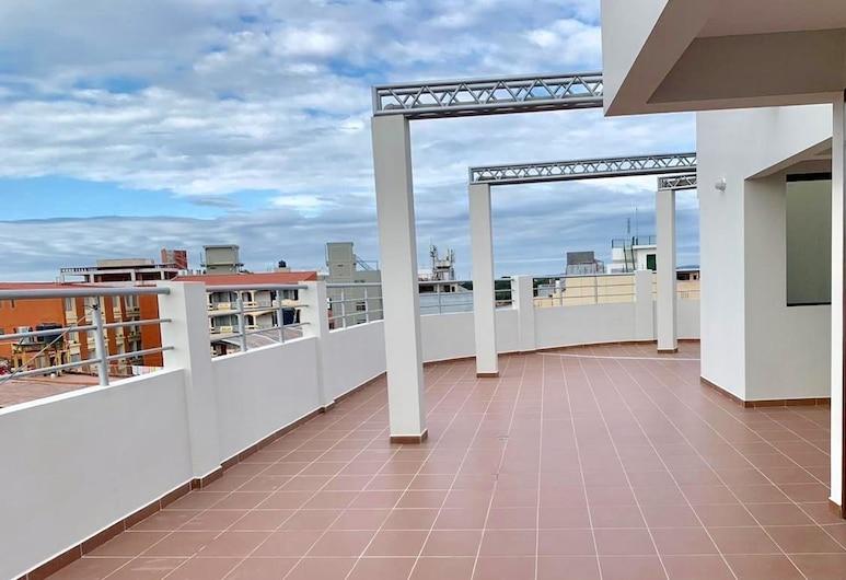 AH Hotel, Санта-Крус, Терраса/ патио
