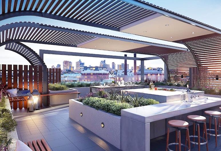BHB Designer Collingwood, Collingwood, Deluxe Apartment, City View, Terrace/Patio
