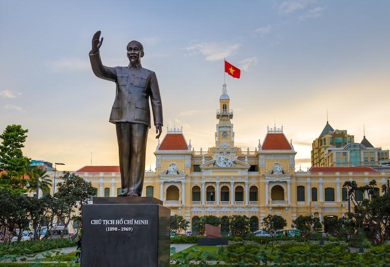 Reddoorz Near Xo Viet Nghe Tinh Street, Ho Chi Minh City, Property Grounds