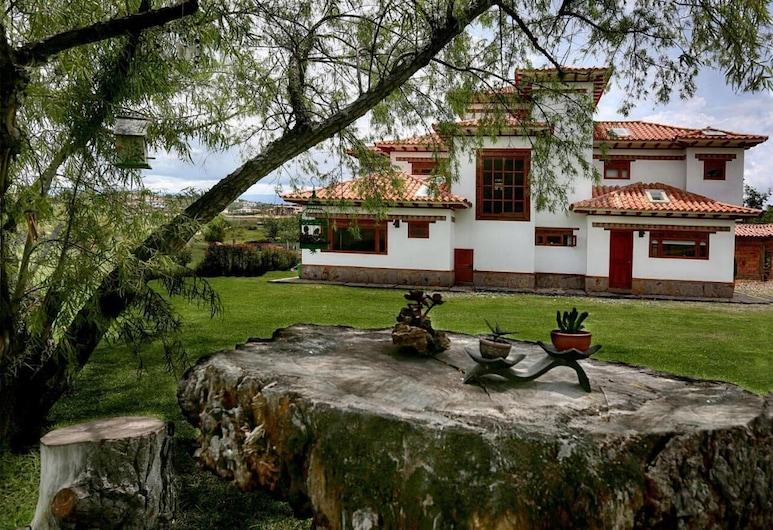 Casa de las flores, Вілья-де-Лейва