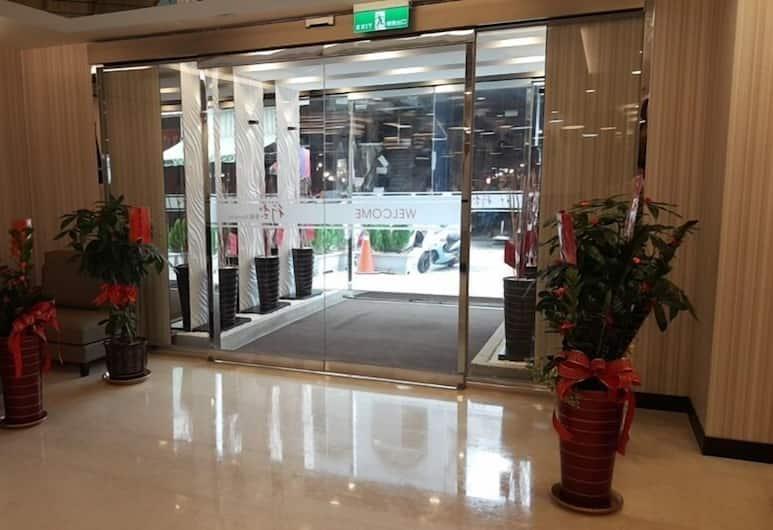 Seeing Inn, Taitung, Resepsiyon