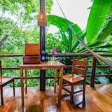 Romantic Bungalow, Garden View - Living Area