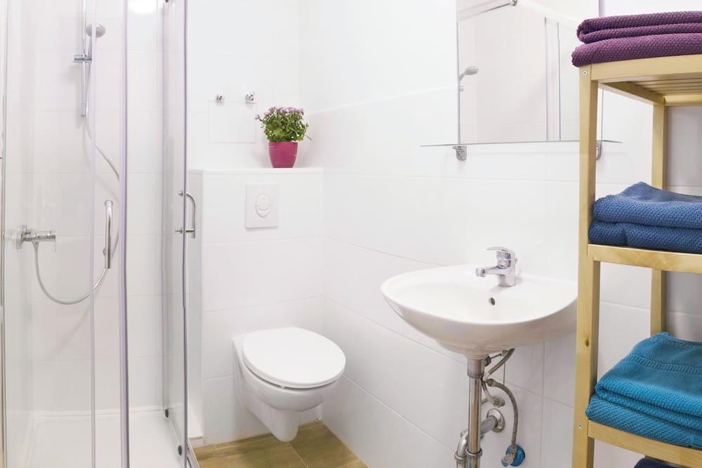 Appartement (1. OG) - Badkamer