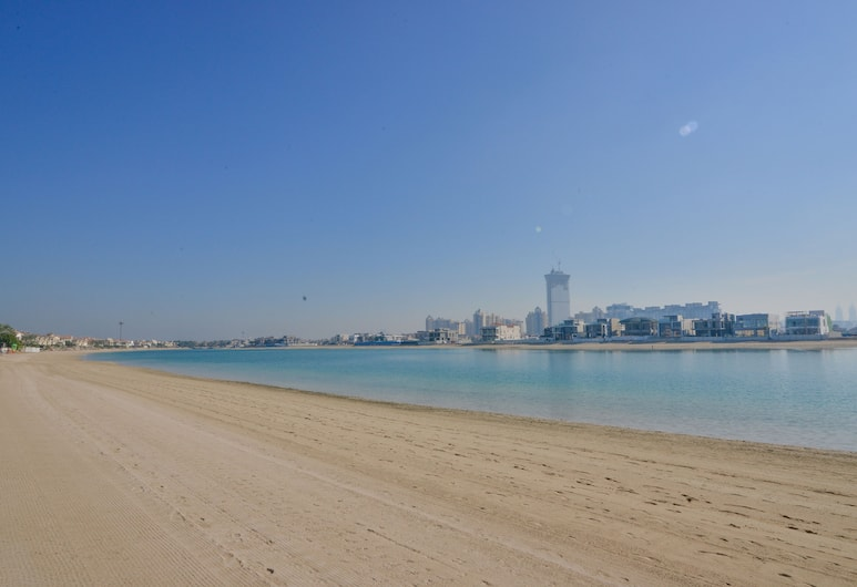 Luxury Albergo Villa El Trio For Ten , Dubajus, Paplūdimys