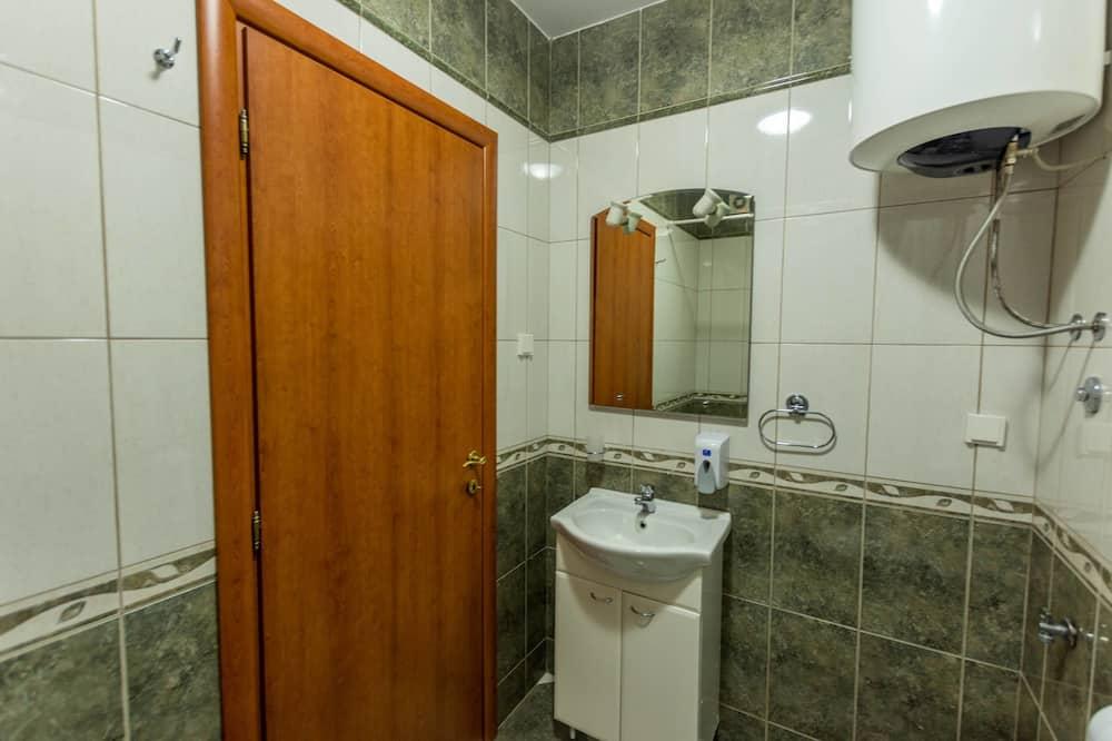 Apartamentai, vaizdas į jūrą - Vonios kambarys