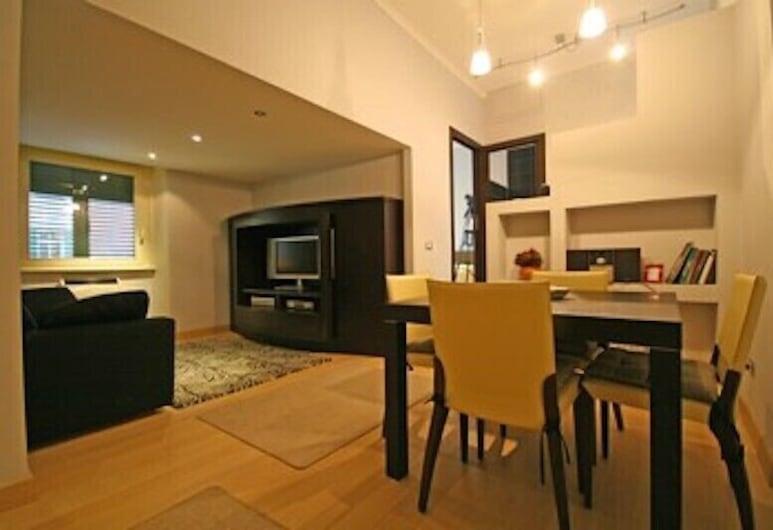 Rienzo Home, רומא, דופלקס קומפורט, 2 חדרי שינה, נוף לעיר (Chic), אזור מגורים