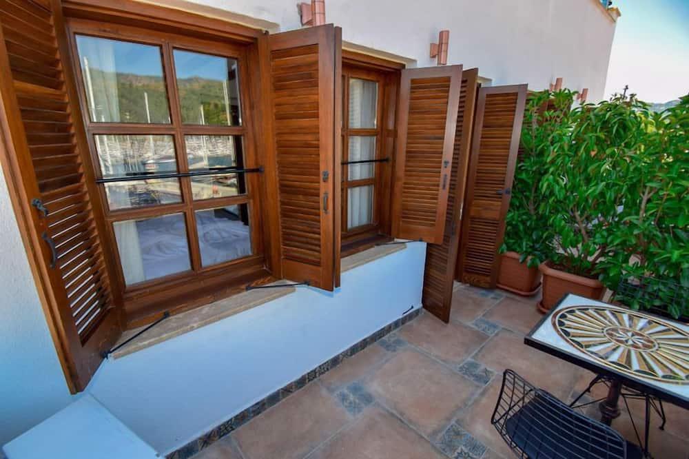 Double Room, Balcony, Sea View - Balkoni