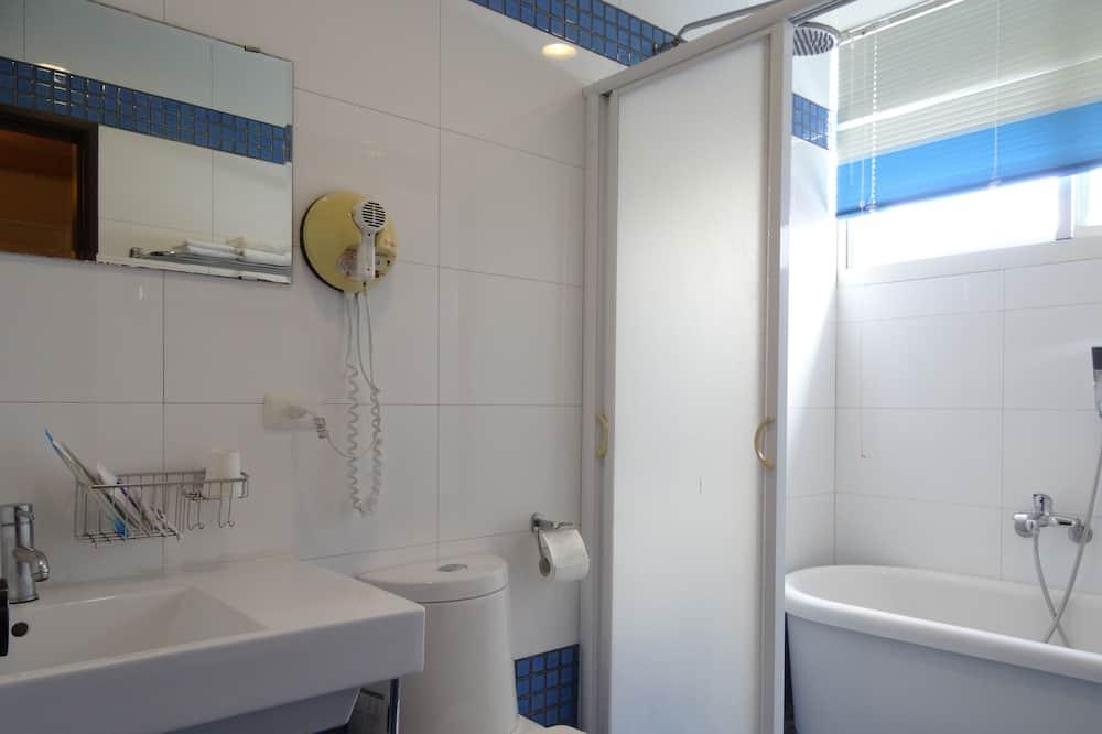 全景雙人房 - 浴室