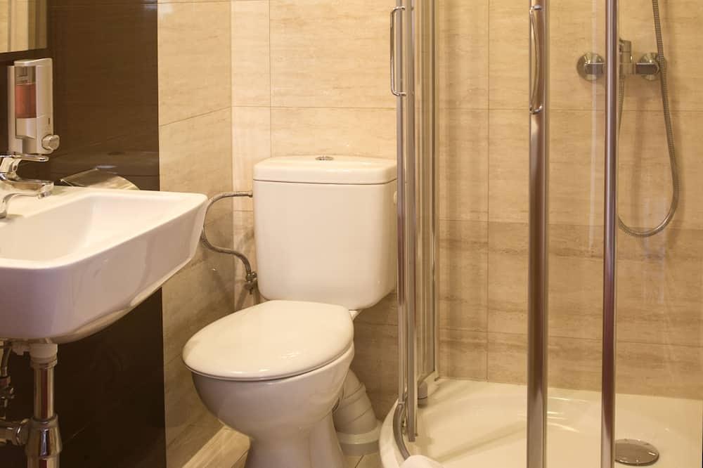 Basic-værelse - Badeværelse