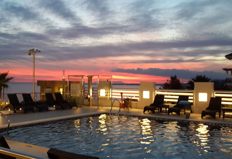 Venus Thermal Boutique Hotel & Spa , אדרמיט, חזית המלון - ערב/לילה