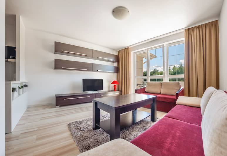 Apartamenty Sun&Snow Baltyk Park, Kolobrzeg, Apartment (Spacerowa 12/17), Zimmer