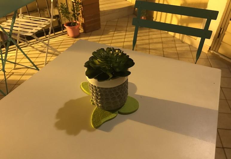 B&b Il Cortile, Mazzarino, Taras/patio