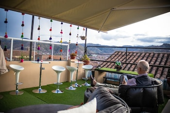 A(z) Home Garden Hotel hotel fényképe itt: Cusco