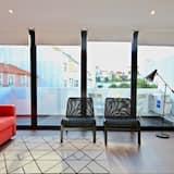 Apartment, 2Schlafzimmer, Balkon - Wohnzimmer