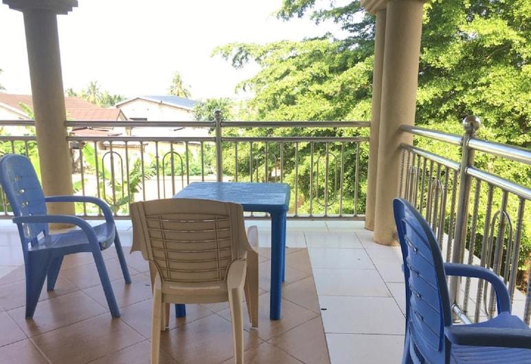 Nii's Place, Accra, Terrace/Patio