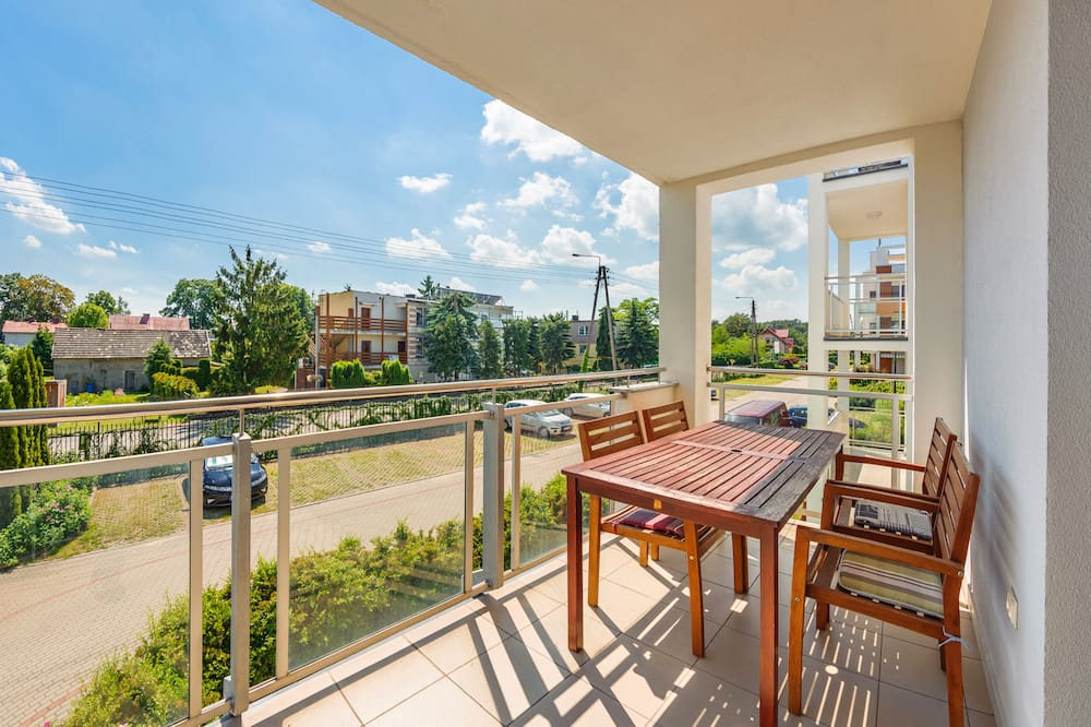 Appartement (4A) - Balcon
