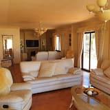 Villa, 4 habitaciones, piscina privada - Sala de estar