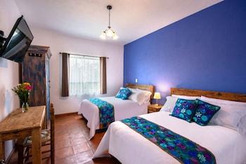 Bild vom Hotel Camino Antiguo in Guanajuato