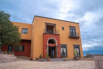 Picture of Hotel Camino Antiguo in Guanajuato