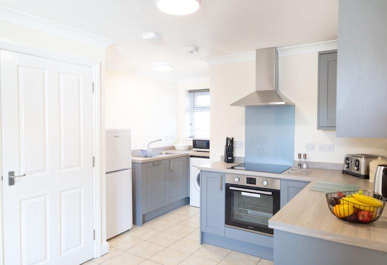 Citystay - Franklin House, Cambridge, Business Apartment, Private kitchen