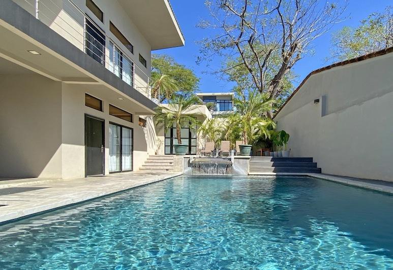 塔瑪爾民宿 - 奢華別墅 - 附私人泳池, 塔瑪琳多, 泳池