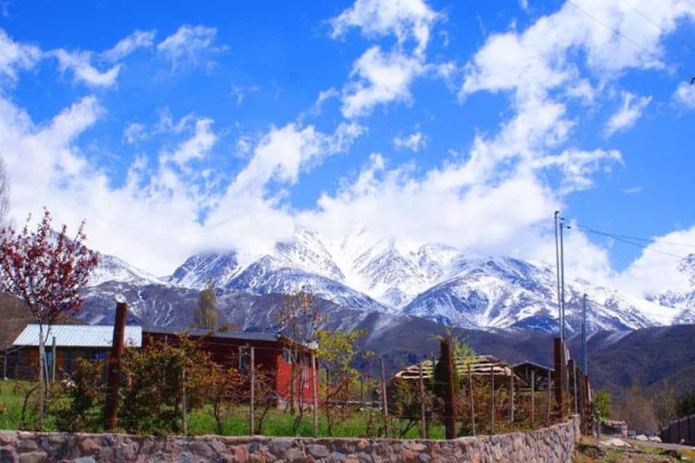 Kotedžas šeimai, vaizdas į kalnus - Vaizdas į kalnus