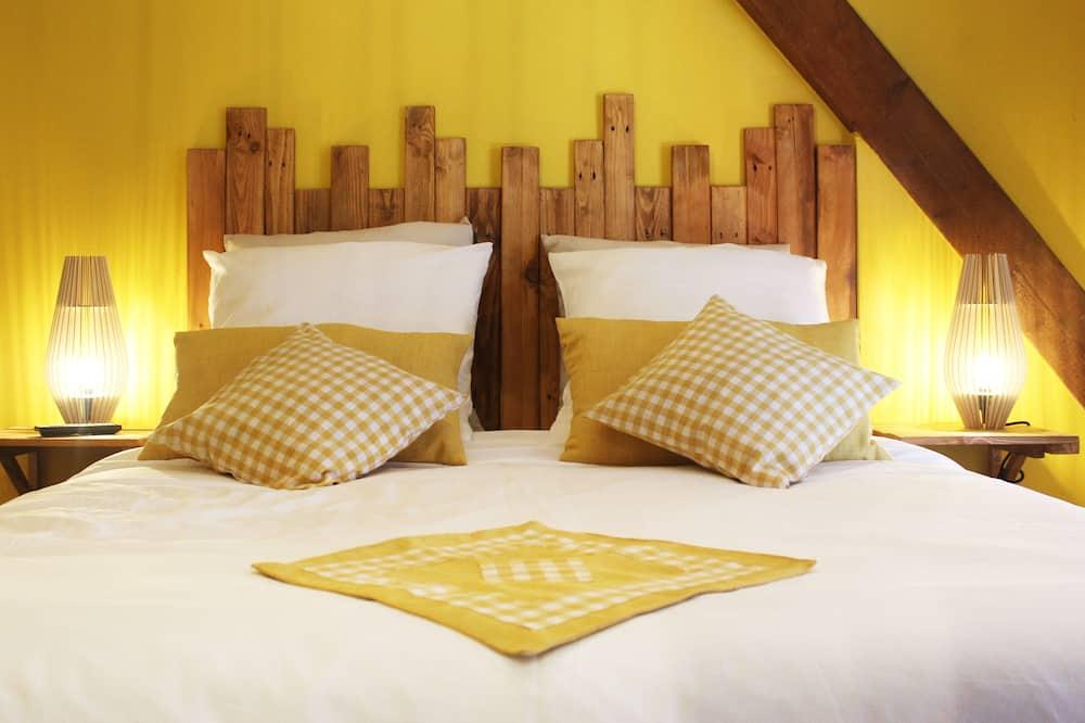 家庭平房, 私人浴室, 庭園景 (SPA & Sauna) - 客房