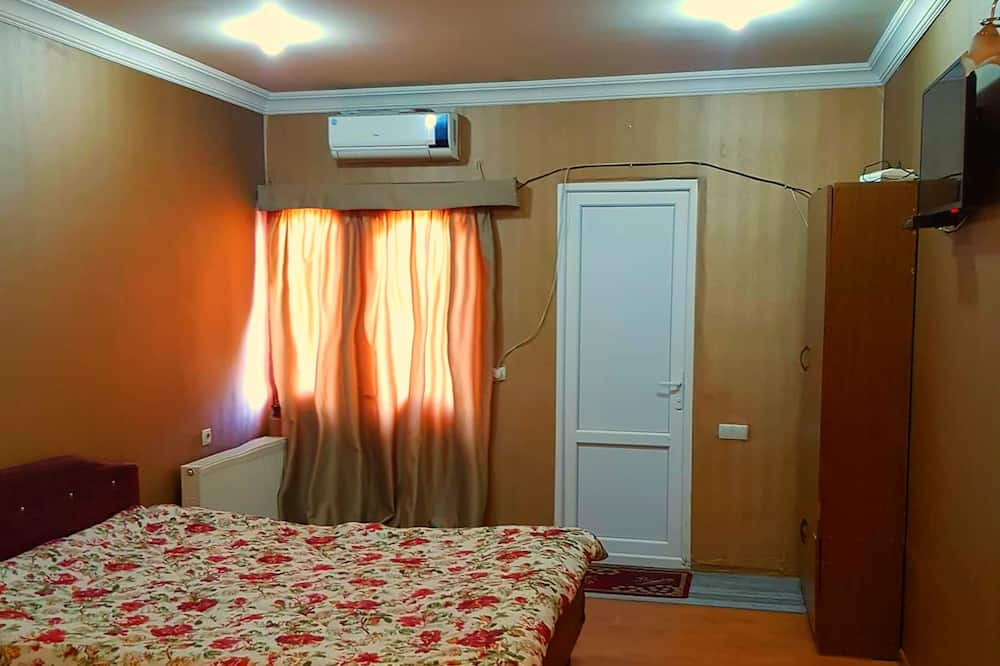 Classic Double Room - Living Area
