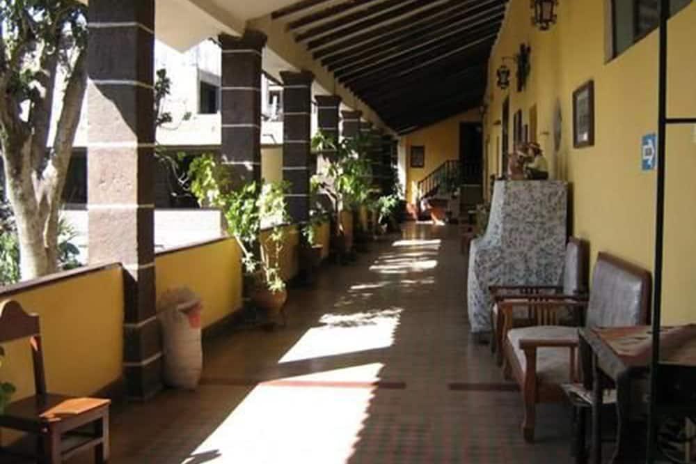 Δίκλινο Δωμάτιο (Double), 1 Διπλό Κρεβάτι - Εσωτερικοί χώροι ξενοδοχείου