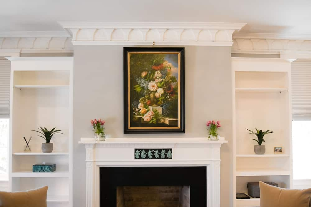 Primrose Suite - סלון