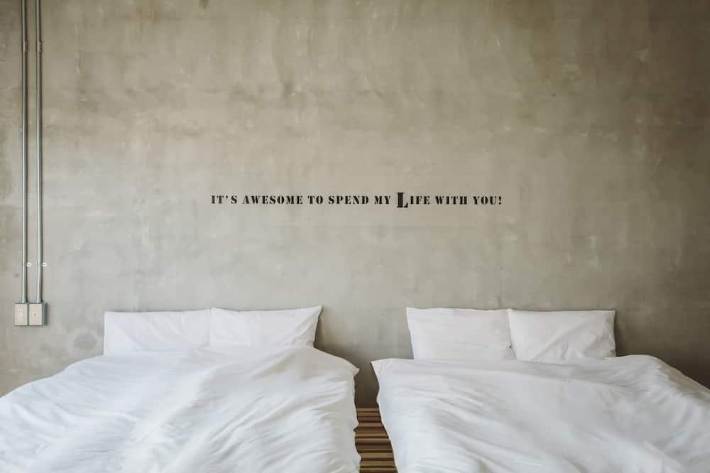 標準雙床房, 共用浴室 - 客房
