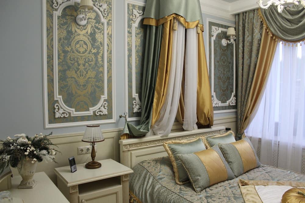 標準雙人房, 1 張加大雙人床 - 客廳