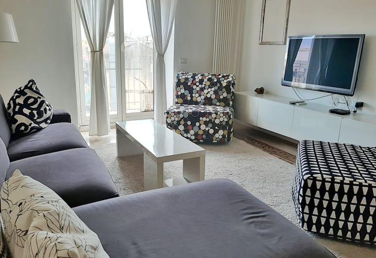 Ursino Flat, Catania, Appartamento Comfort, Letti multipli, vista città, Soggiorno
