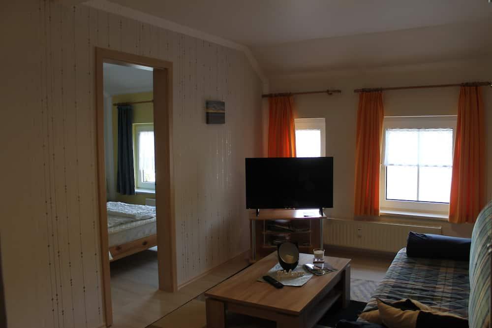 דירה, חדר שינה אחד (incl. EUR 40 cleaning fee per stay) - אזור מגורים