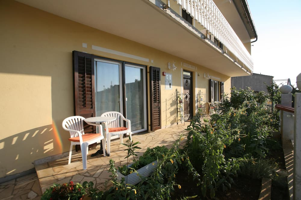 Lägenhet - 1 dubbelsäng - Balkong