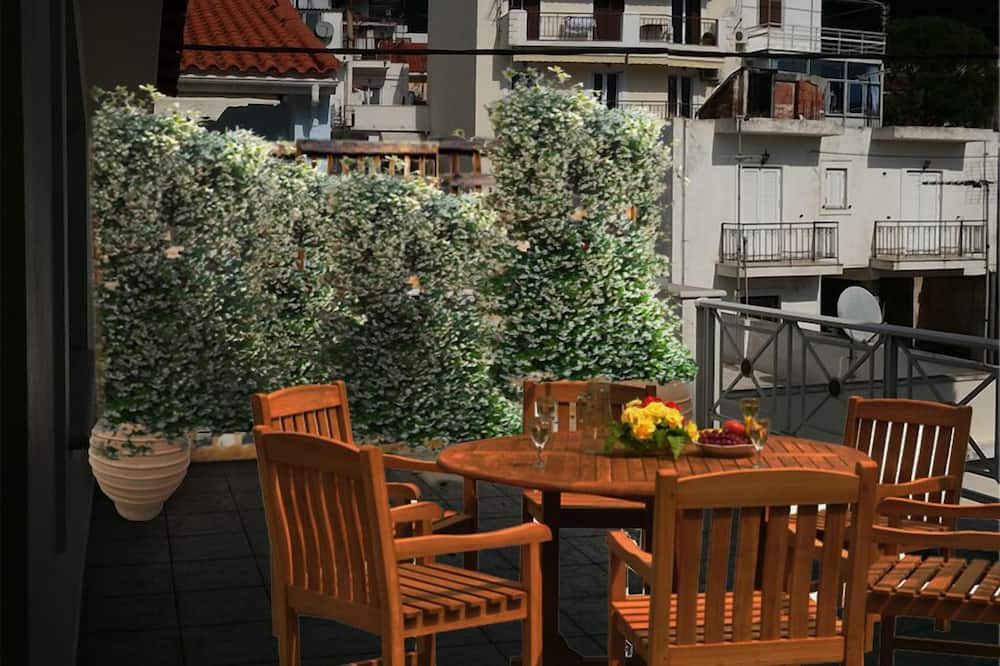 Paaugstināta komforta dzīvokļnumurs - Balkons